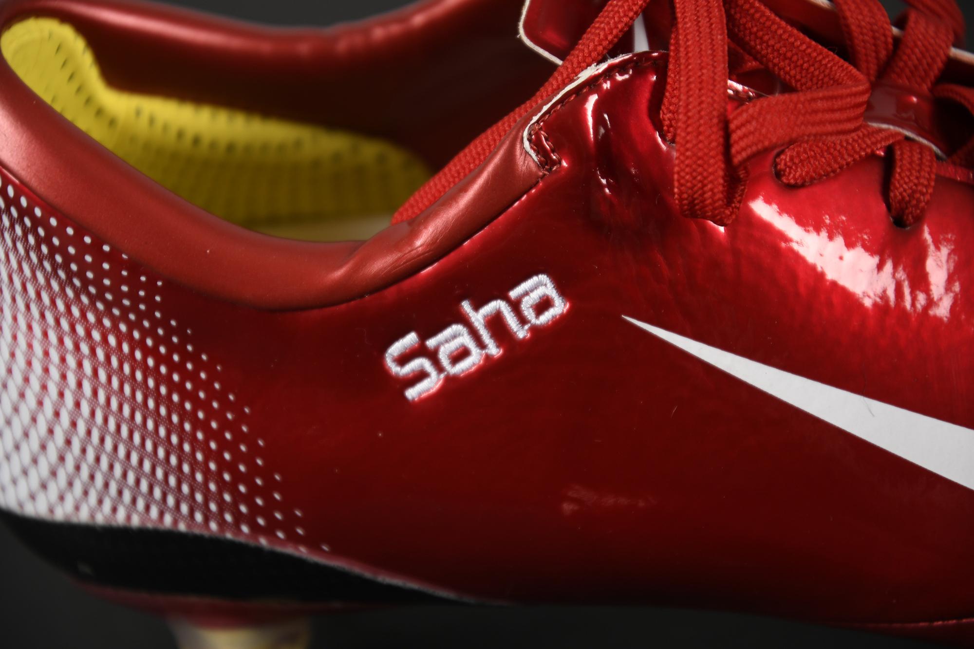 LOUIS SAHA Personalised Football Boots - Image 4 of 5