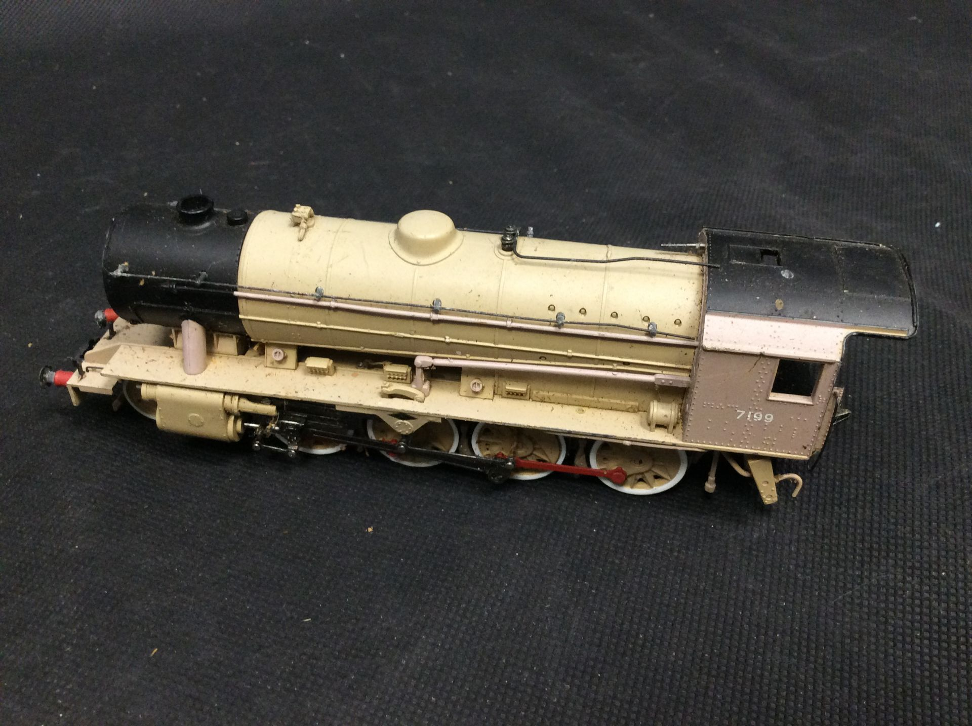 Rare bachmann 7199 loco - Image 2 of 3