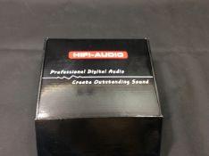 Fosi audio dac-qa digital audio