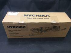 Hychika mini circular saw cs-85c