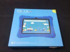 Pritom 7' kids tablets pc