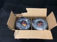 4 rolls of annke cctv cable