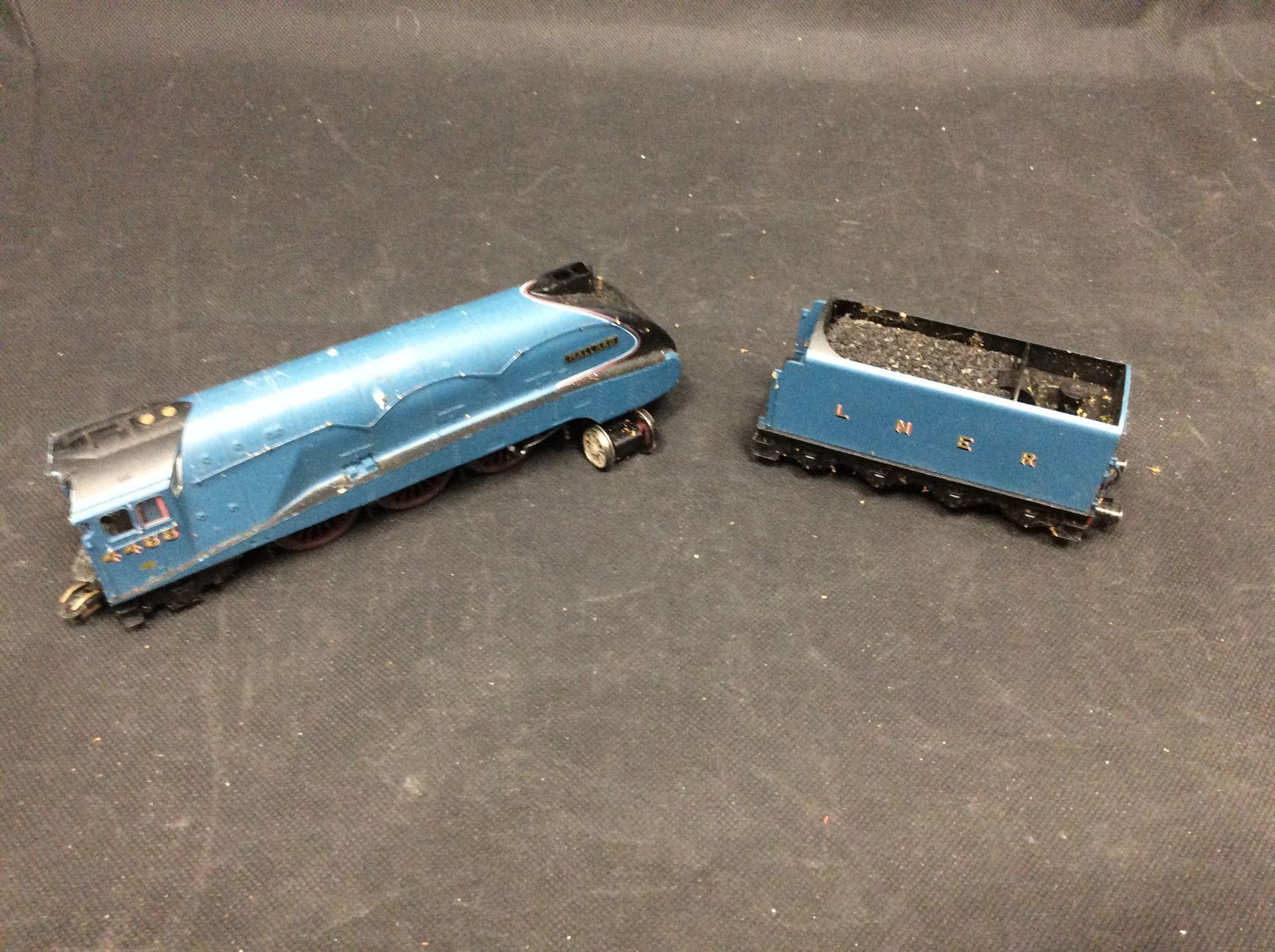 Hornby mallard 4468 liner