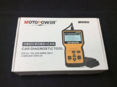 Motopower car diagnostic tool mp69033