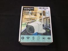 Veroyi outdoor security camera