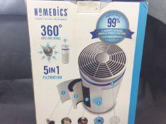 Homedics 5 in 1 air purifier