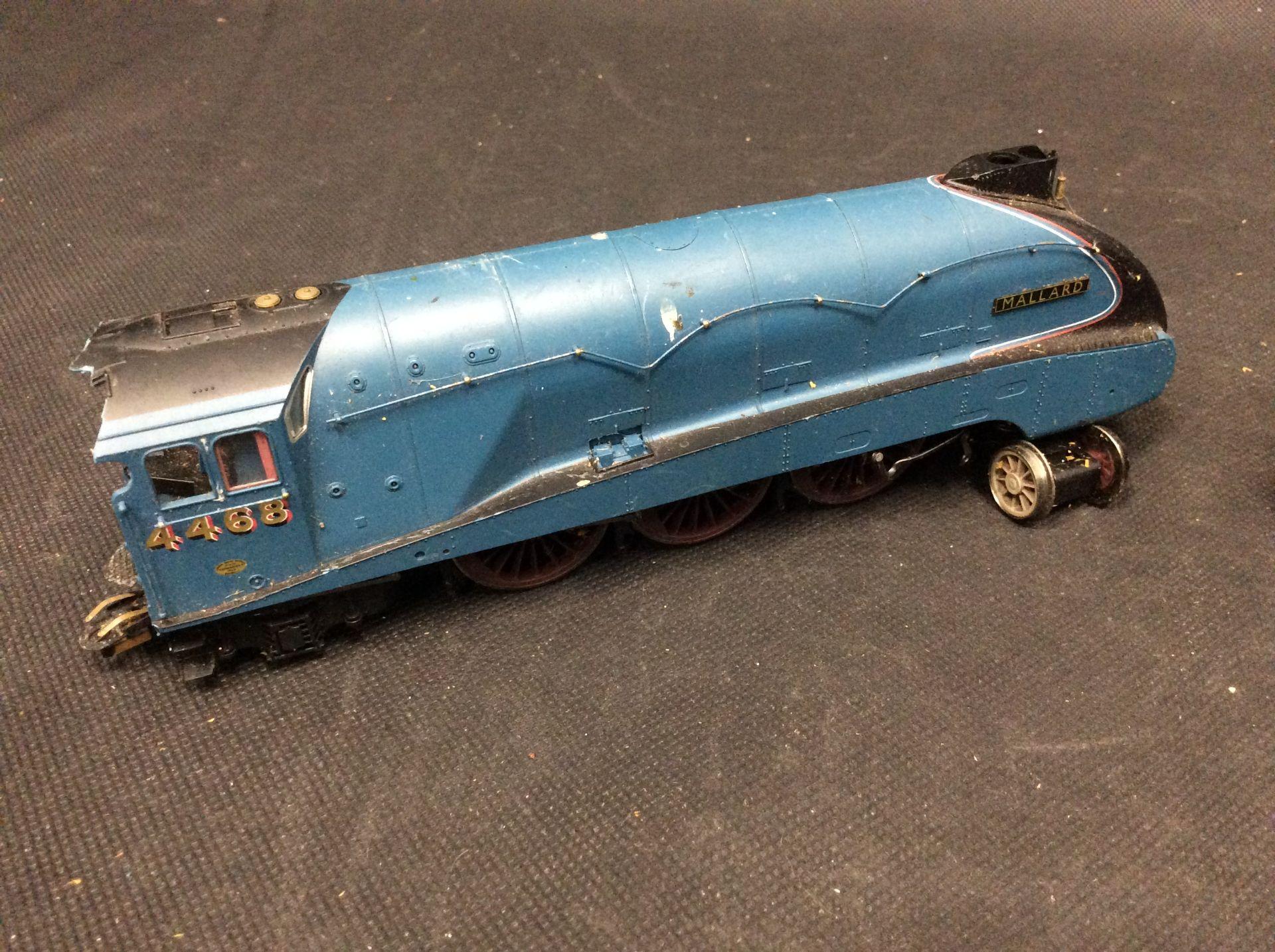Hornby mallard 4468 liner - Image 2 of 3