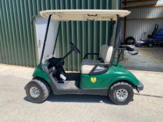 Yamaha G29E - Battery Golf Buggy