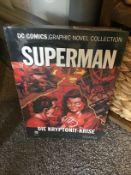 Dc Comics Superman Die Kryptonit-Krise New & Sealed