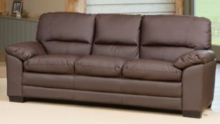 Belmont Bonded Leather Sofabed
