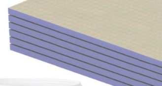 Abacus Professional Floor Boards up to 4.32m2 PHGWRFK0432