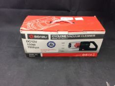 Sonru cyclone vacuum cleaner CR3117