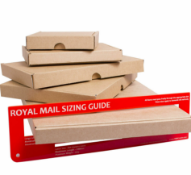 Trade Quantities of C4 / A4 Pip Box, Shipping Mail Postal Letter Boxes.