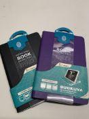 "30 x Brand New 7"" & 10"" Buckuva Tablet Cases"
