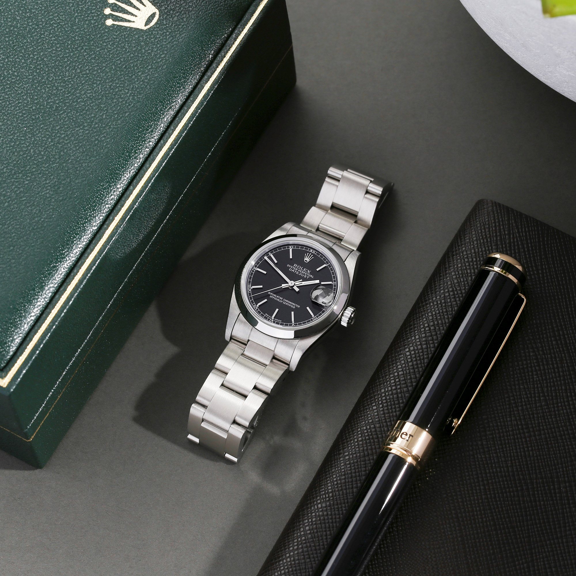 Rolex Datejust 31 78240 Ladies Stainless Steel Watch - Image 2 of 10