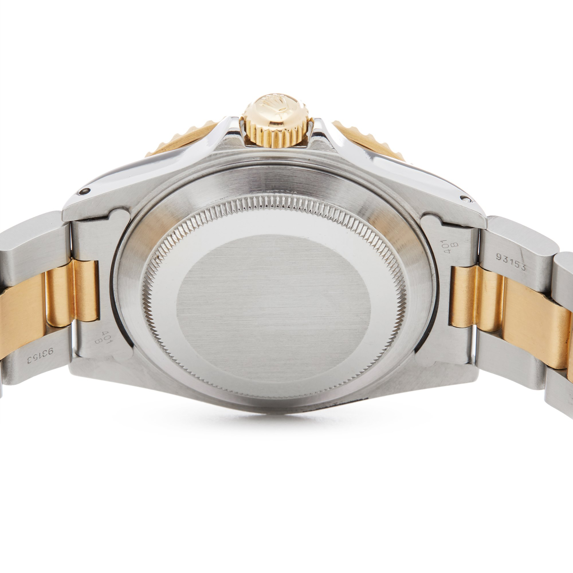 Rolex Submariner Date 16613 Men Stainless Steel & Yellow Gold Watch - Image 5 of 8
