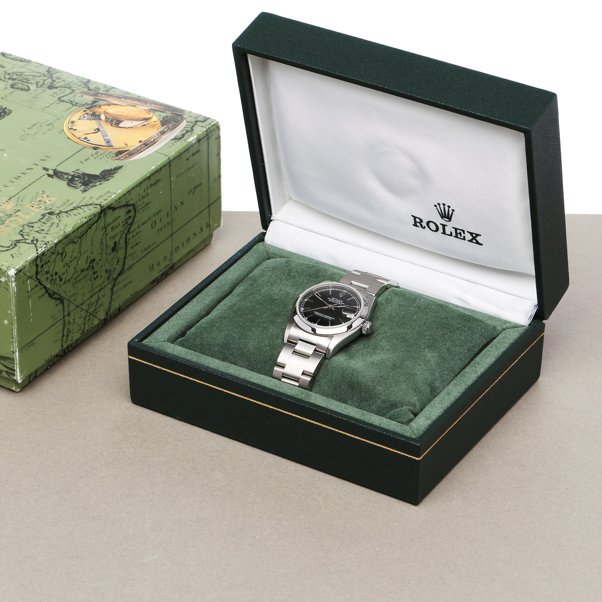 Rolex Datejust 31 78240 Ladies Stainless Steel Watch - Image 3 of 10