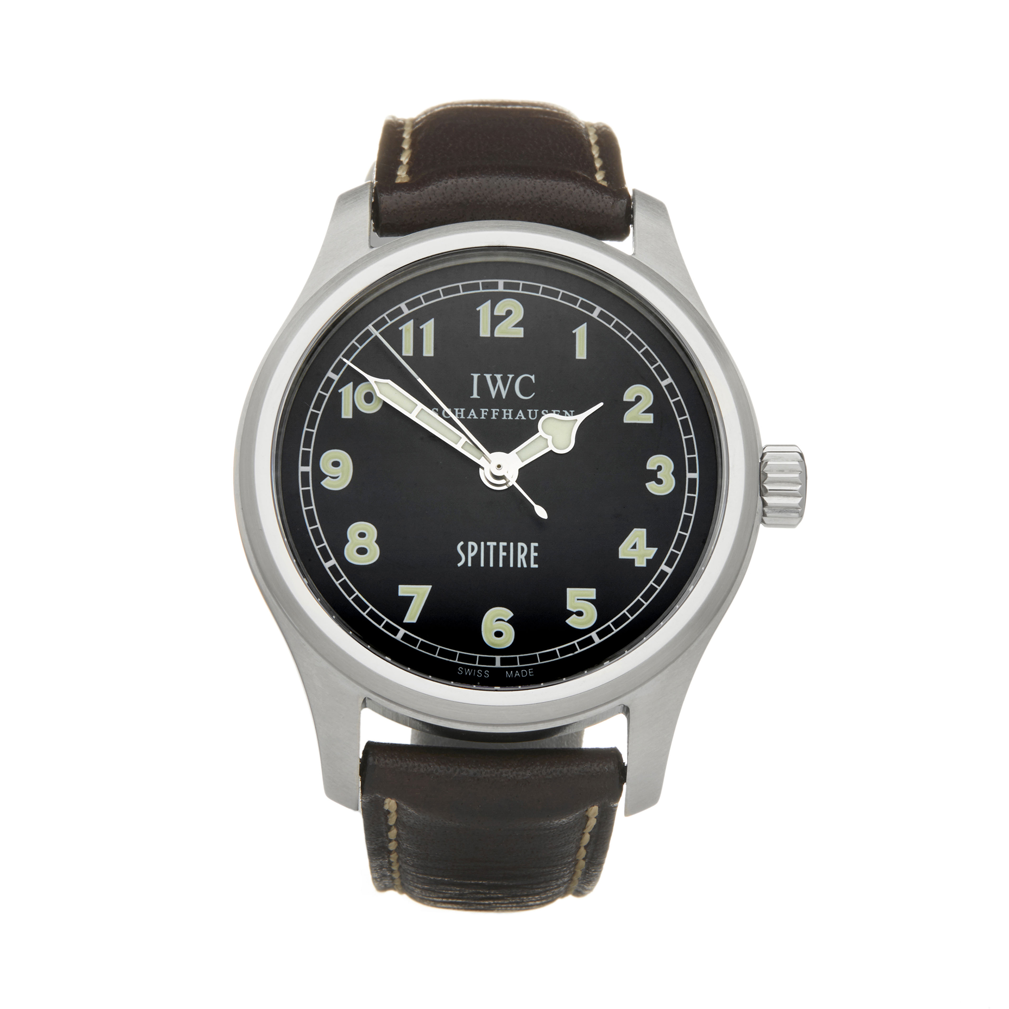 Pilot's Spitfire IW325305 Men Stainless Steel MK XV Limited Edition of 1000 pieces Watch - Image 10 of 10