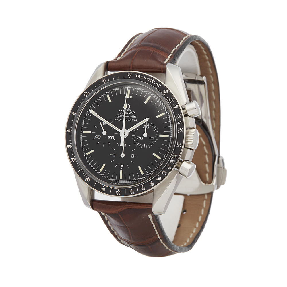 Omega Speedmaster 145.022 Men Stainless Steel Chronograph Watch - Image 8 of 8