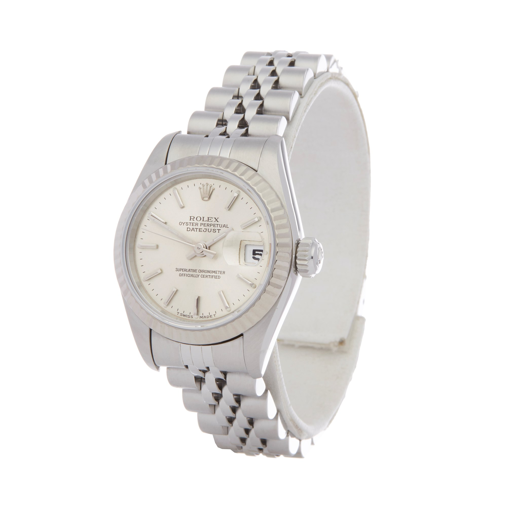 Rolex Datejust 26 69174 Ladies Stainless Steel Watch - Image 6 of 8
