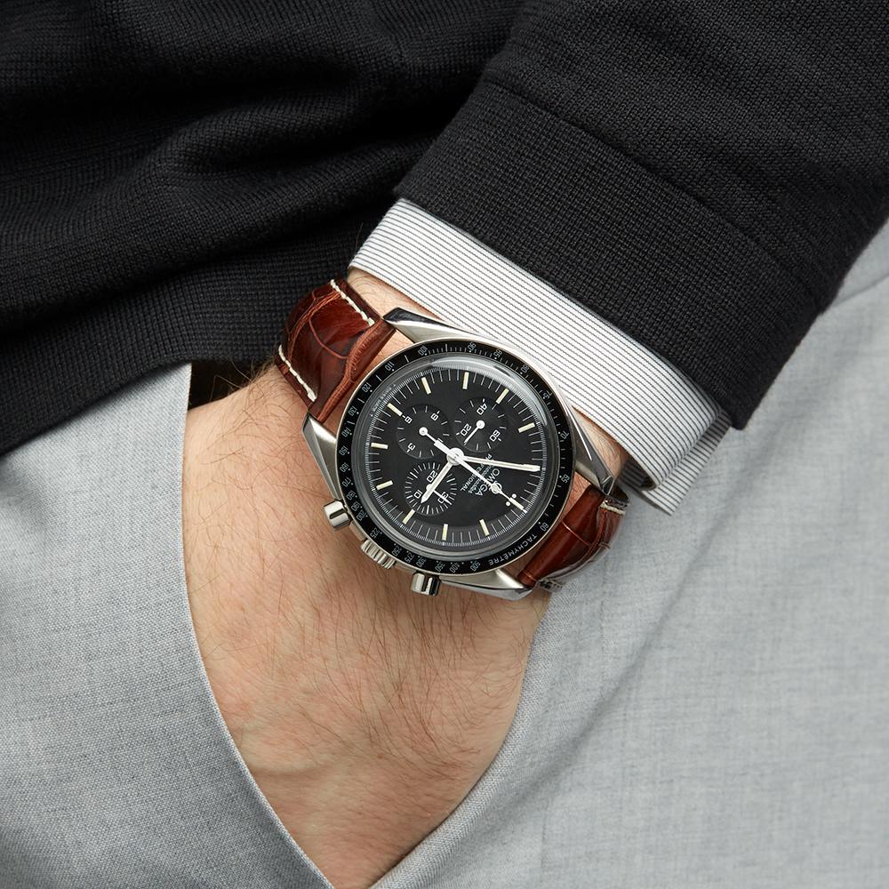 Omega Speedmaster 145.022 Men Stainless Steel Chronograph Watch - Image 2 of 8