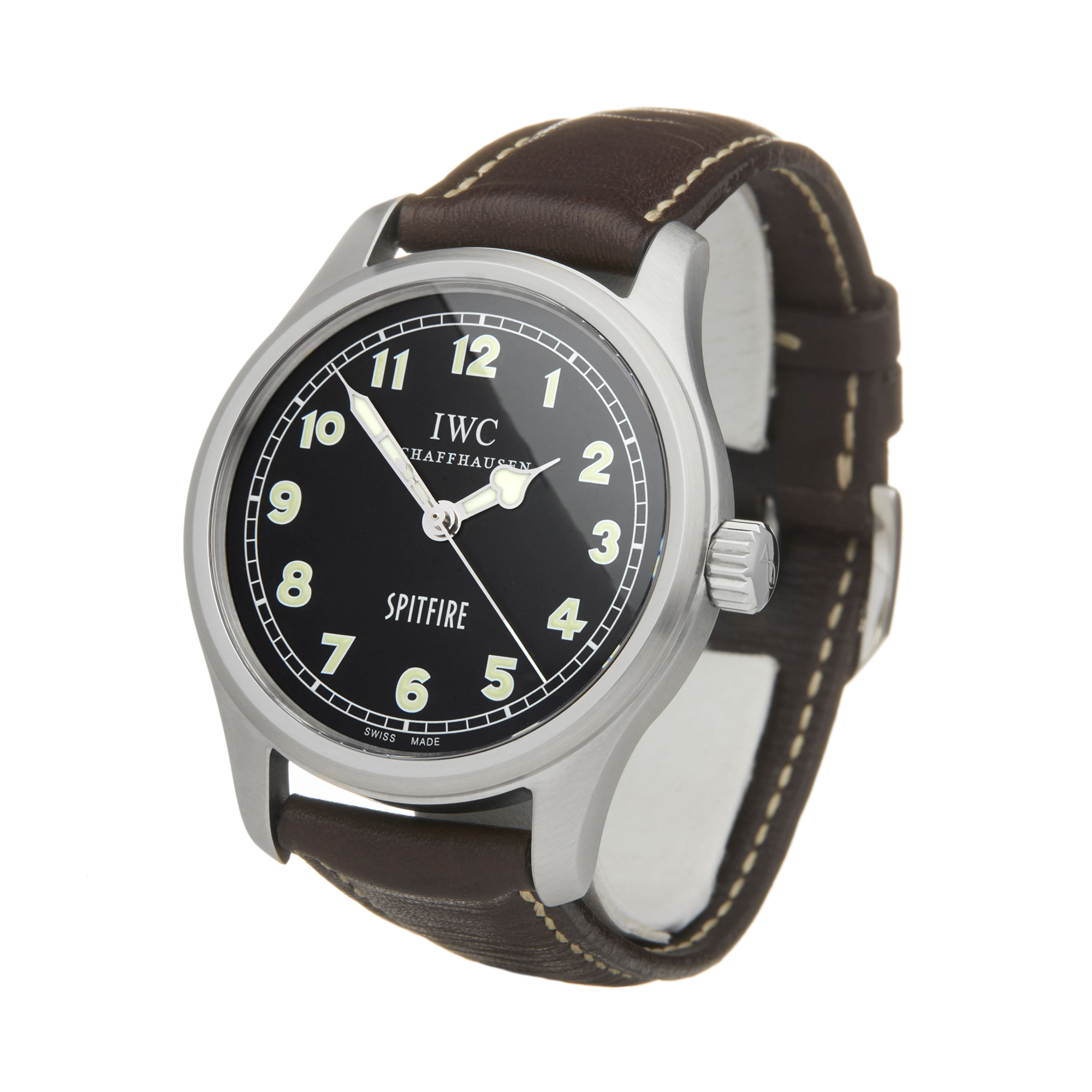 Pilot's Spitfire IW325305 Men Stainless Steel MK XV Limited Edition of 1000 pieces Watch - Image 9 of 10