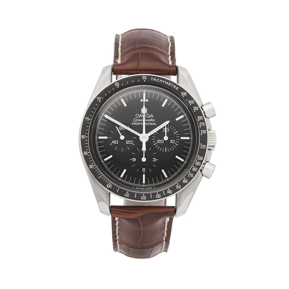 Omega Speedmaster 145.022 Men Stainless Steel Chronograph Watch