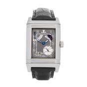 Jaeger-LeCoultre Reverso SEPTANTIEME Q3006420 Men Platinum Limited Edition of 500 Watch