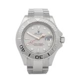 Rolex Yacht-Master 40 16622 Men Stainless Steel Watch