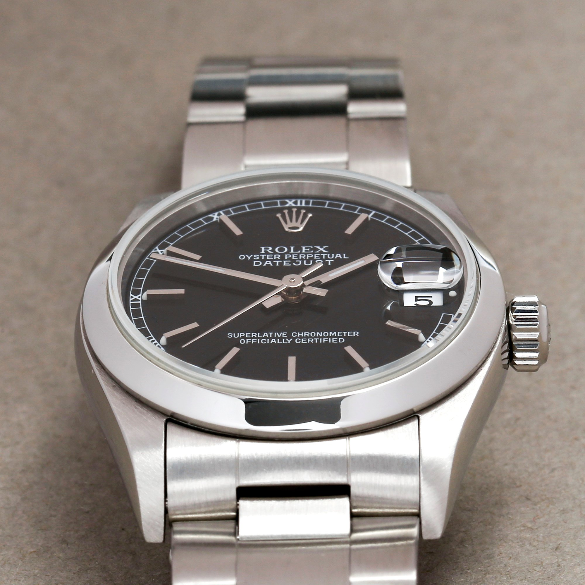 Rolex Datejust 31 78240 Ladies Stainless Steel Watch - Image 8 of 10