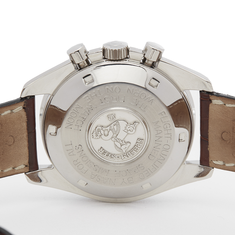 Omega Speedmaster 145.022 Men Stainless Steel Chronograph Watch - Image 3 of 8
