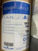 12x2m roll Polyflor Acoustix Gallery FX colour 6815 American Oak