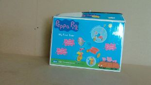 Peppa Pig My First Trike - Customer Returns
