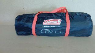 Coleman coastline 3 plus customer returns