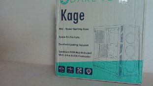 Kage Mid Tower Gaming Case - New