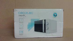 Cecotec Proclean 3010 Microwave customer returns
