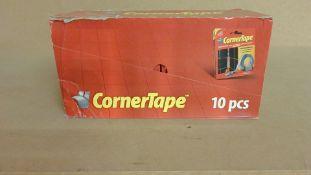 Corner Tape 17 Boxes Total 170 RRP £1360