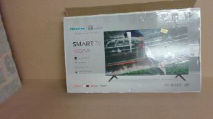 """Hisense 40"""" A5 Series Smart TV (for spares and repair only)"""