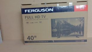 """Ferguson 40""""Full HD TV (for spares and repair only)"""