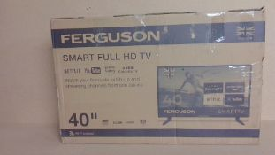 """Ferguson 40"""" Smart Full HD TV (for spares and repair only)"""
