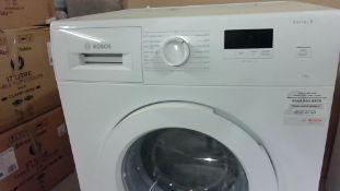 Bosch Series 2 Washing Machine 7kg Customer Return