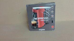 Nespresso Vertuo Plus Customer Return