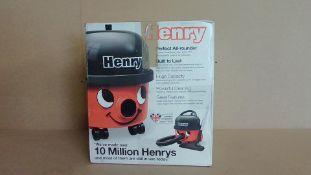 Henry Hoover - Working Customer Returns