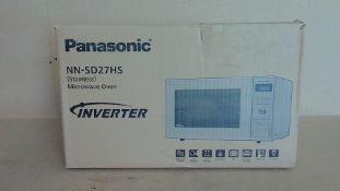 Panasonic NN-SD27HS Inverter Customer Returns