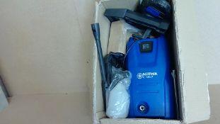 Nilfisk C120.7 Power Washer - Customer returns