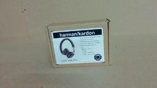 Harmon Kardon Soho Wireless Headphones Customer Return