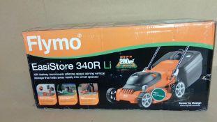 Flymo Easistore 340R li Customer Returns