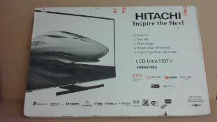 """Hitachi 50"""" LED Ultra 4k (for spares and repair only)"""