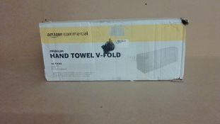 7x Hand Towel v Fold (new)
