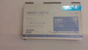 """Cello 32"""" Smart TV (for spares and repair only)"""